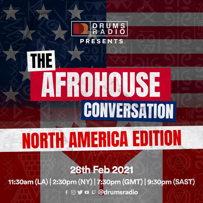 The Afrohouse Conversation : North America Edition