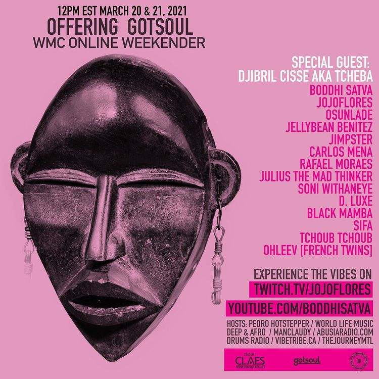 Offering Got Soul Online Weekender (WMC Edition)