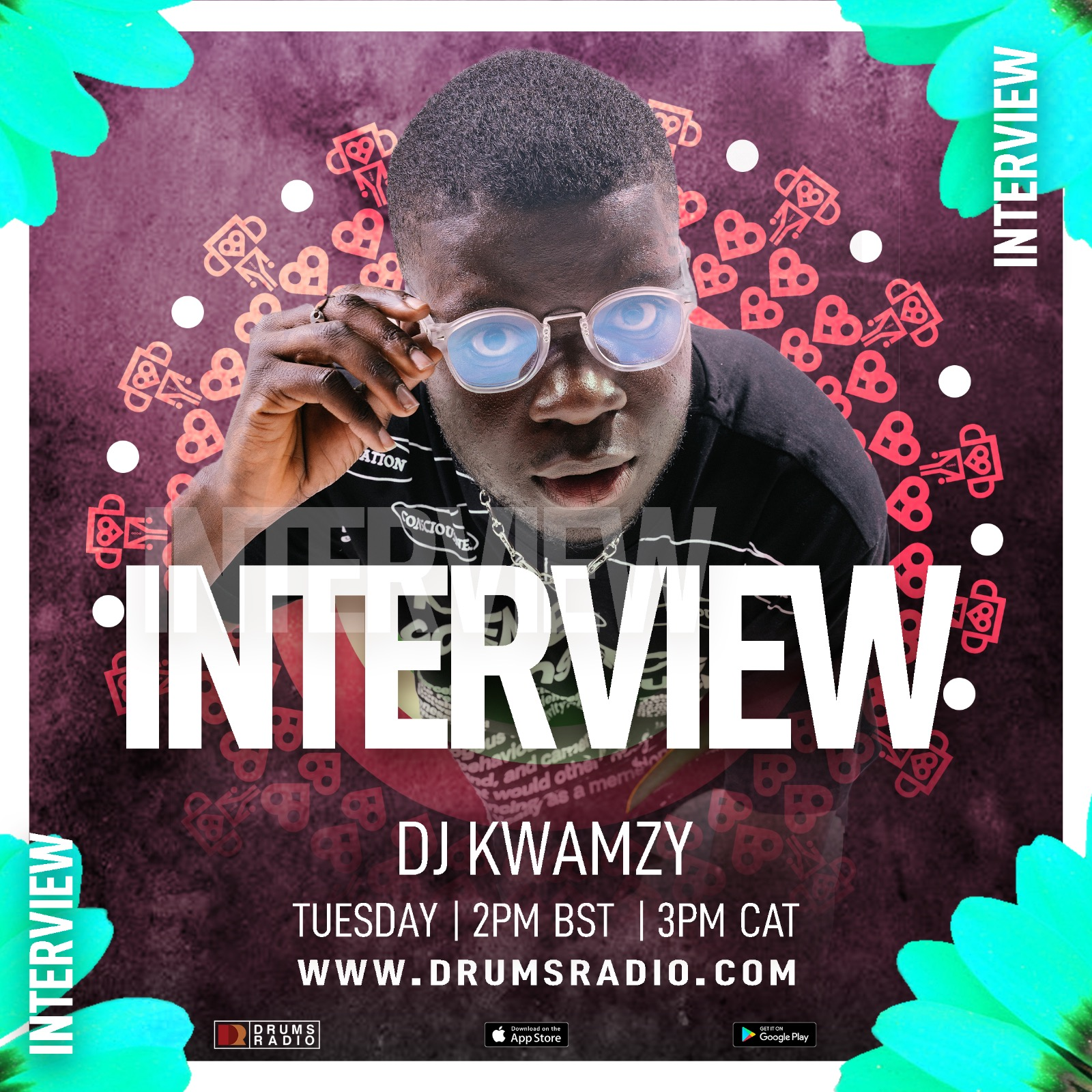 DR LiVE Interview – DJ Kwamzy