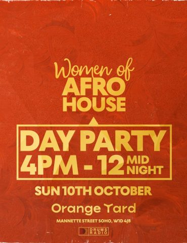 Invite only, Women Of AfroHouse event woah1