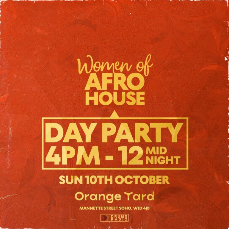 Women Of Afro House